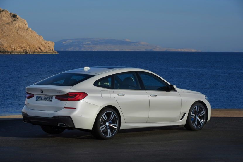 This New Bmw 6 Series Gran Turismo Is Based Off Of The Same Scalable Architecture That Underpins 5 7 And Upcoming 8