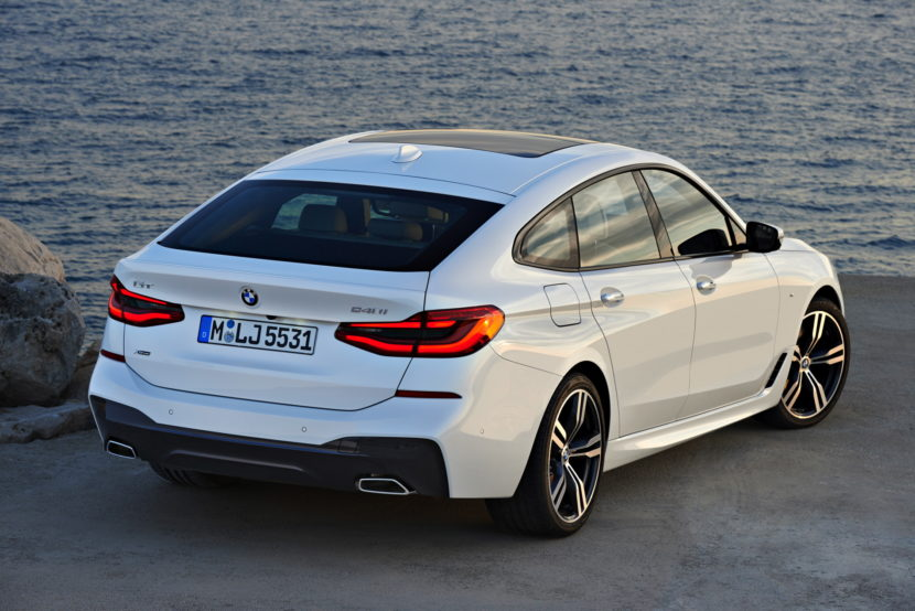 WORLD PREMIERE: 2018 BMW 6 Series Gran Turismo
