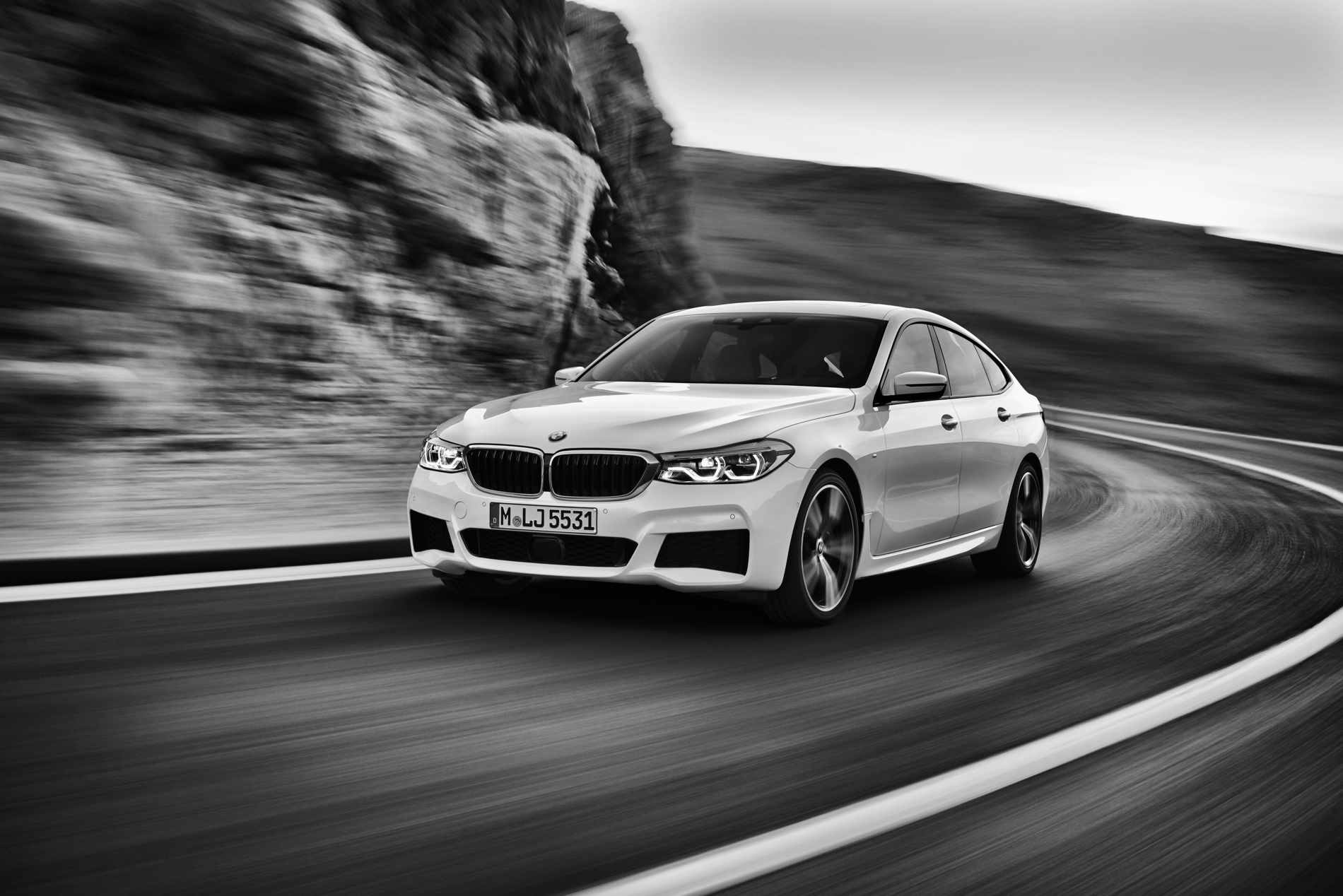 2018 BMW 6 Series GT 63