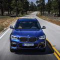 2018 BMW X3 G01 official photos 45 120x120