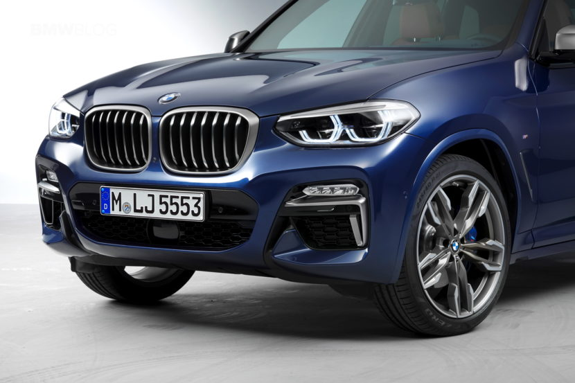 2018 bmw x3 price starts at 47 000 euros for x3 xdrive20d. Black Bedroom Furniture Sets. Home Design Ideas