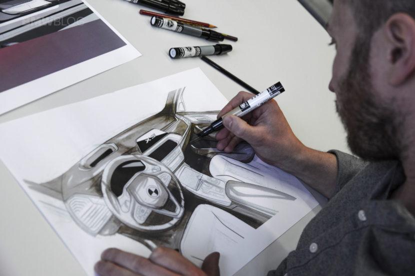 2018 BMW X3 design sketches 15 830x553