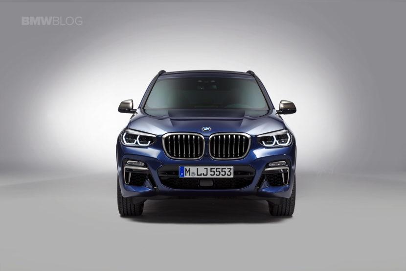 2018 BMW X3 images 07 830x553