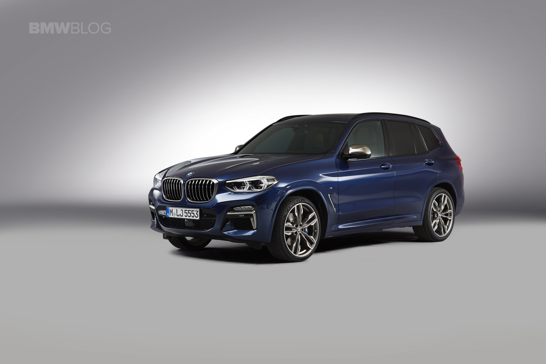 Bmw X3 2017 Interior >> We talk with Calvin Luk about the new BMW X3's design