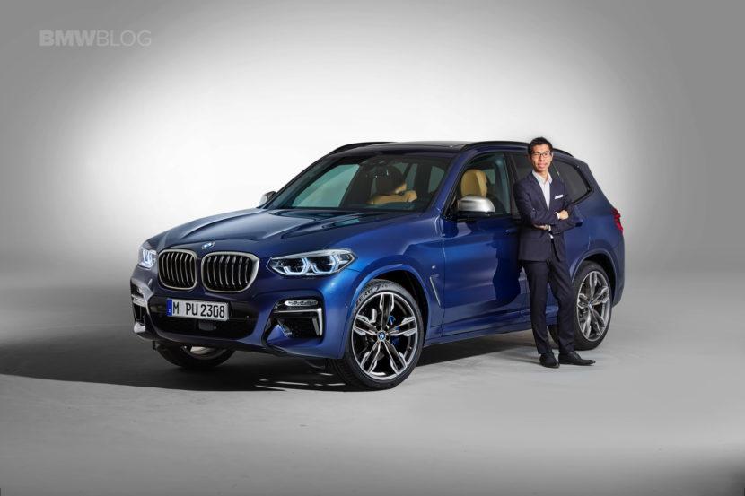 2018 BMW X3 images 33 830x553