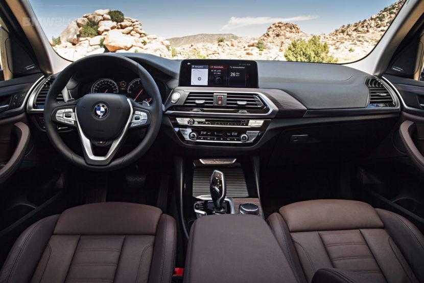 2018 BMW X3 xLine 11 830x553