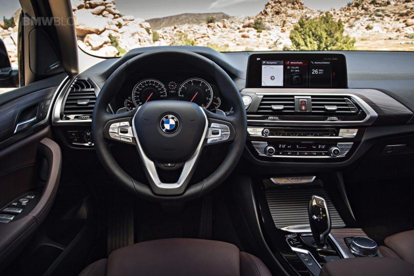 2018 BMW X3 xLine 12 830x553