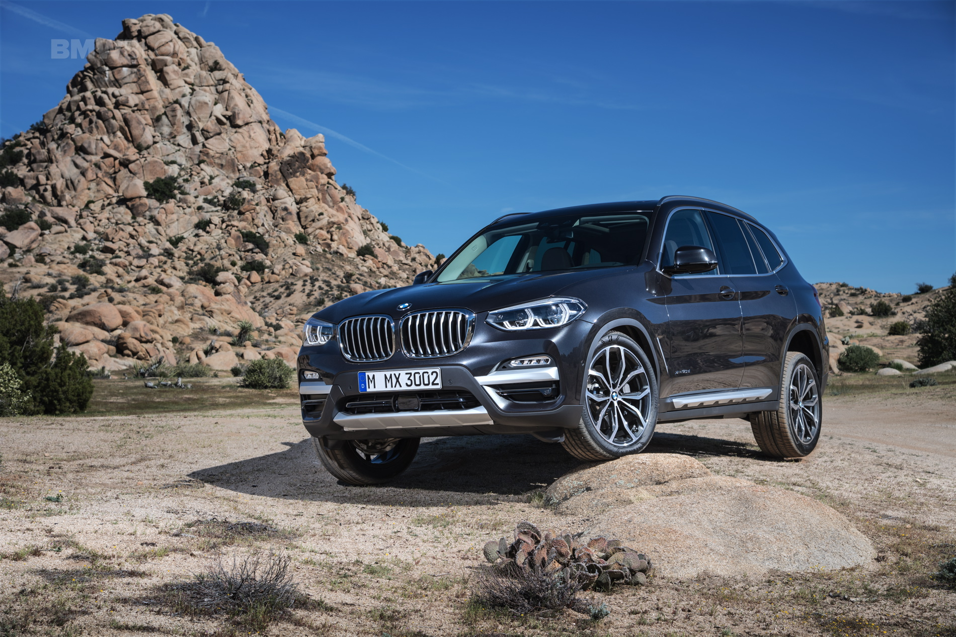 2018 BMW X3 xLine 29