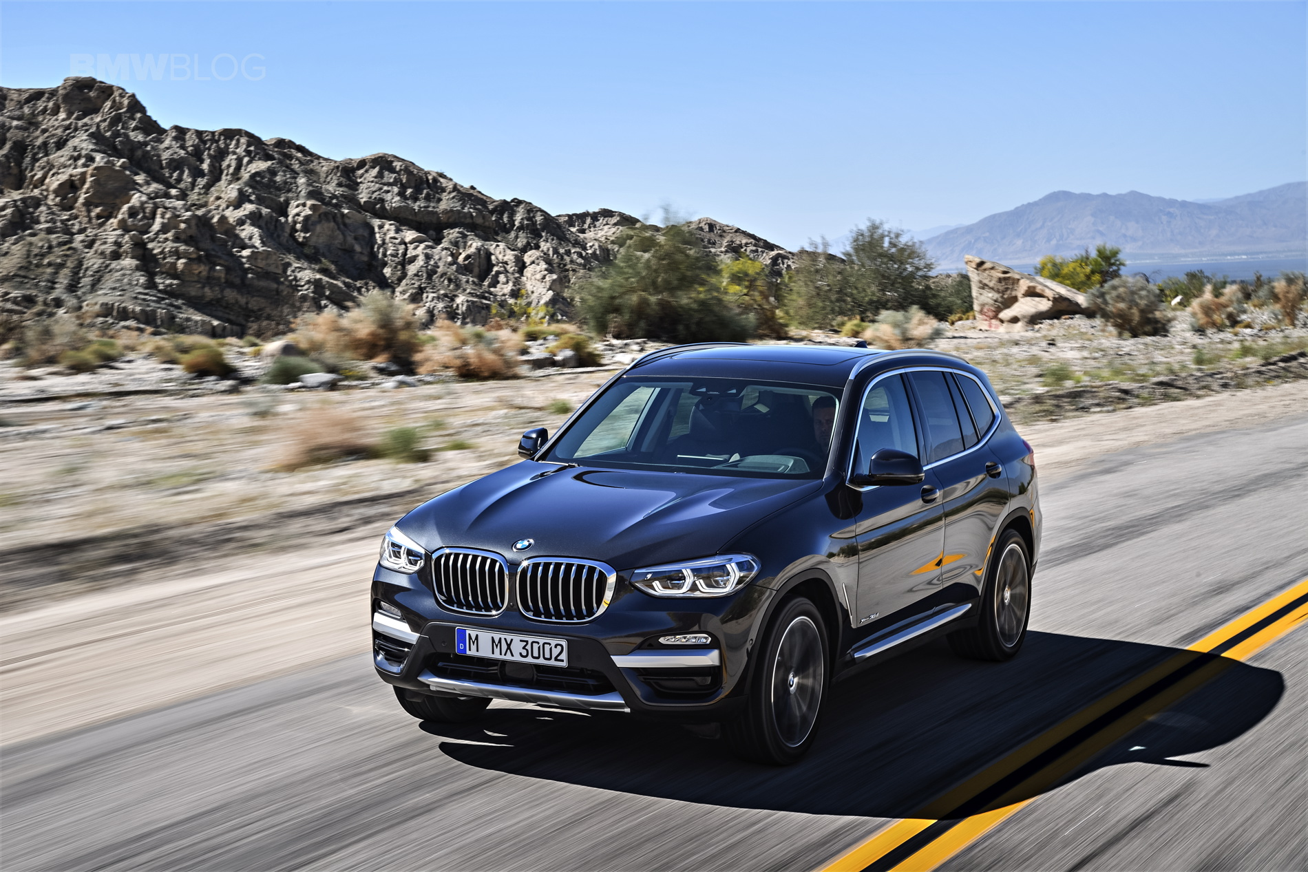 will this new g01 generation bmw x3 be a hit. Black Bedroom Furniture Sets. Home Design Ideas