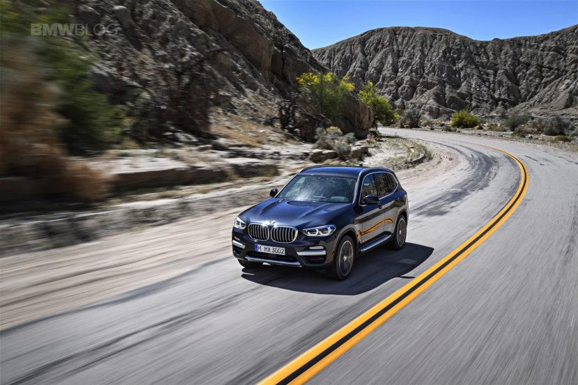 2018 BMW X3 xLine 43 830x553