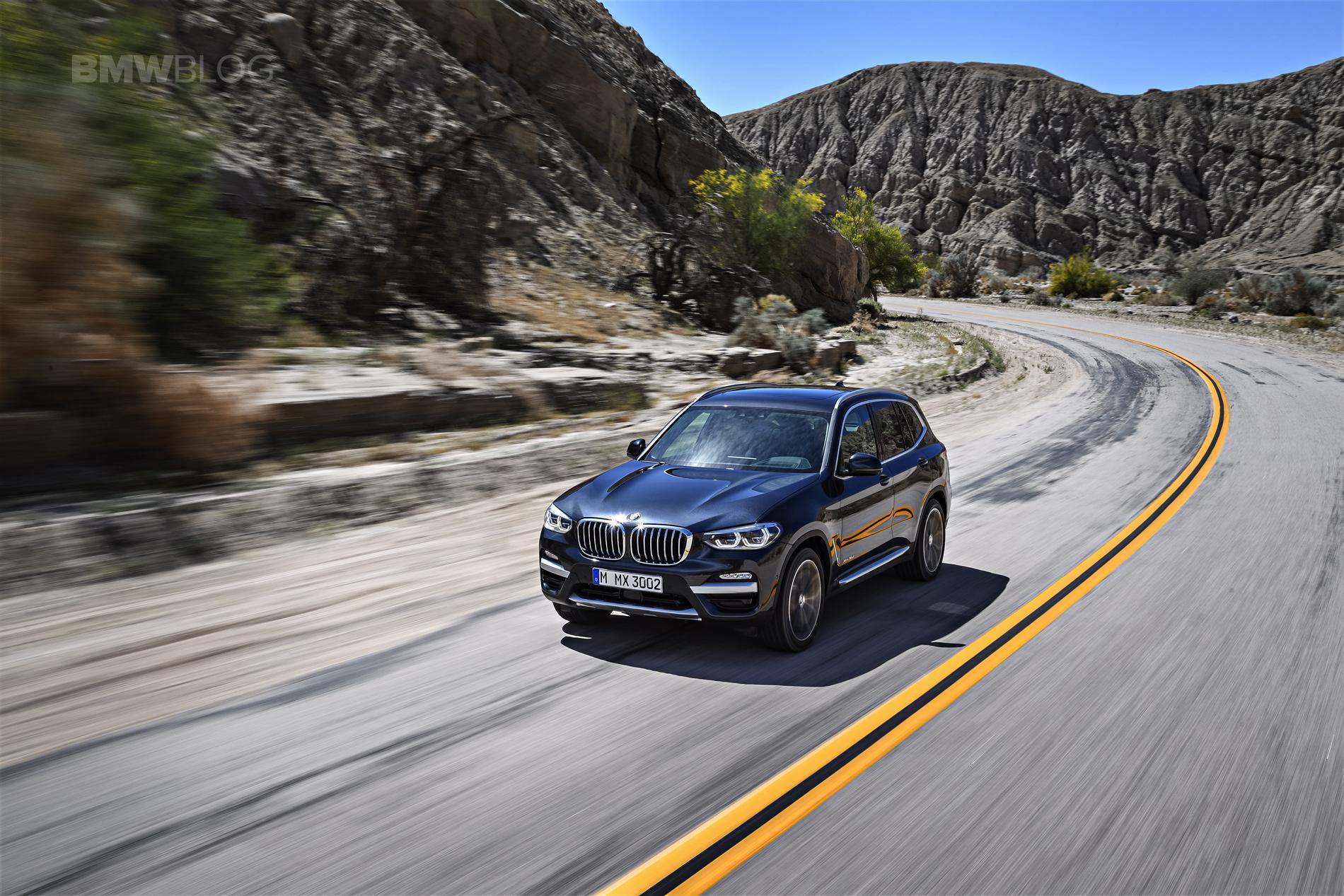 2018 BMW X3 xLine 43