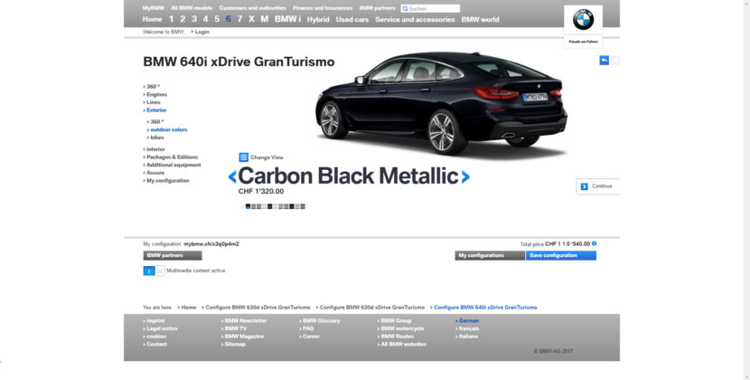 BMW 6 Series Gran Turismo1 830x420