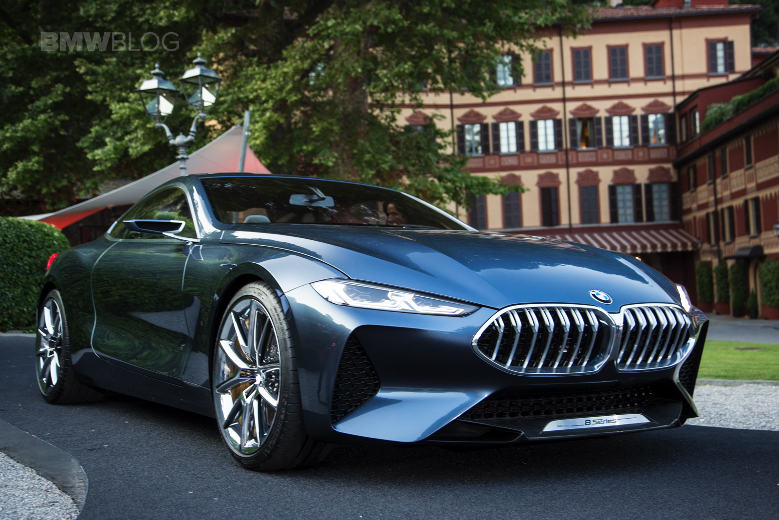 BMW 8 Series Concept pictures 06
