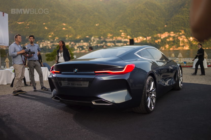 BMW 8 Series Concept pictures 16 830x553