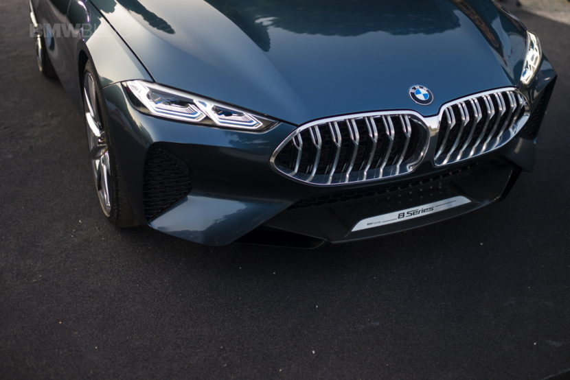 BMW 8 Series Concept pictures 22 830x554