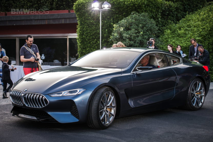 BMW 8 Series Concept pictures 39 830x554