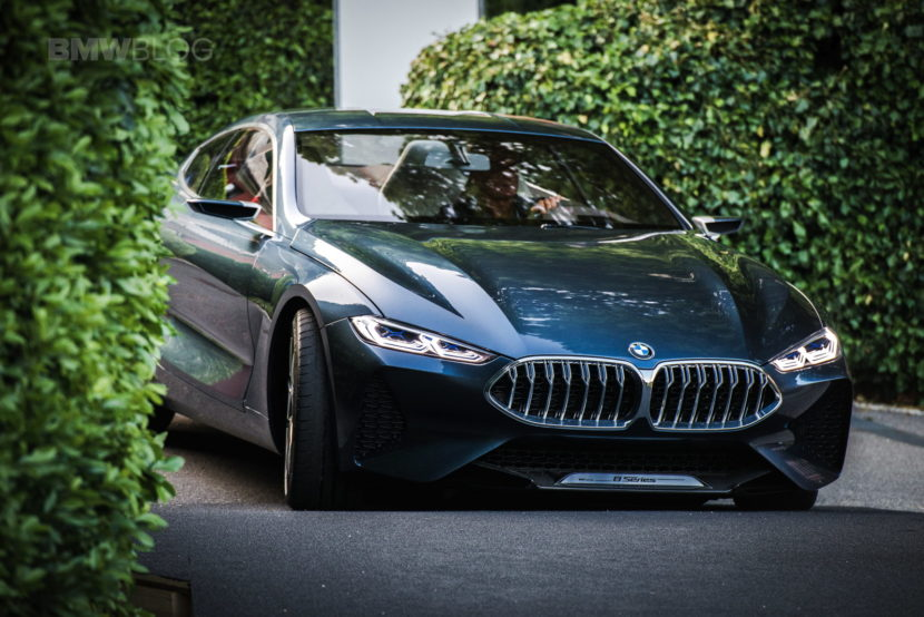 BMW 8 Series Concept pictures 44 830x554