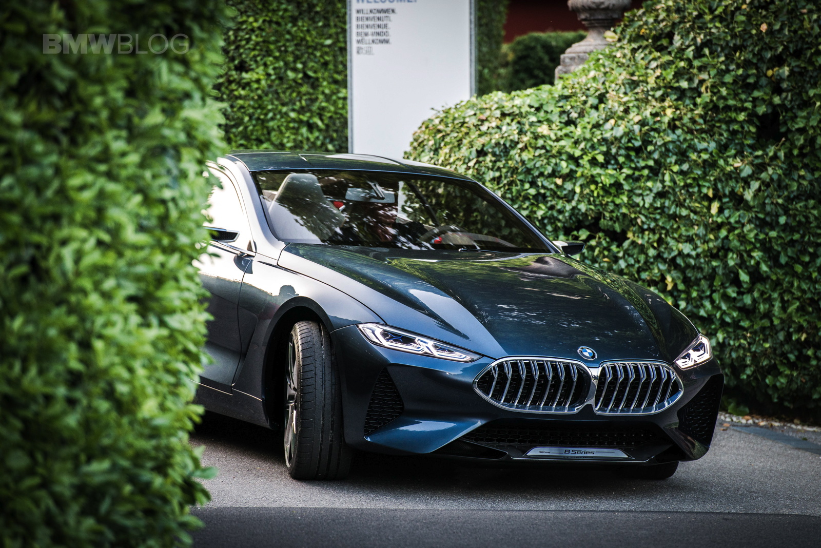 Bmw Concept 8 Series Will Be At The 2017 Goodwood Festival Of Speed