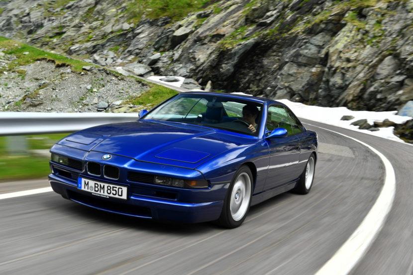 BMW E31 850CSi 146 830x553