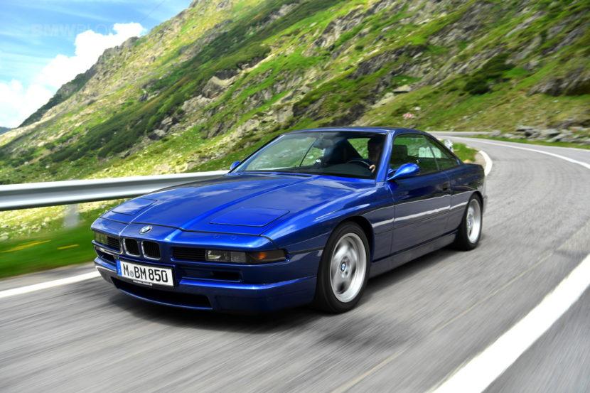BMW E31 850CSi 153 830x553