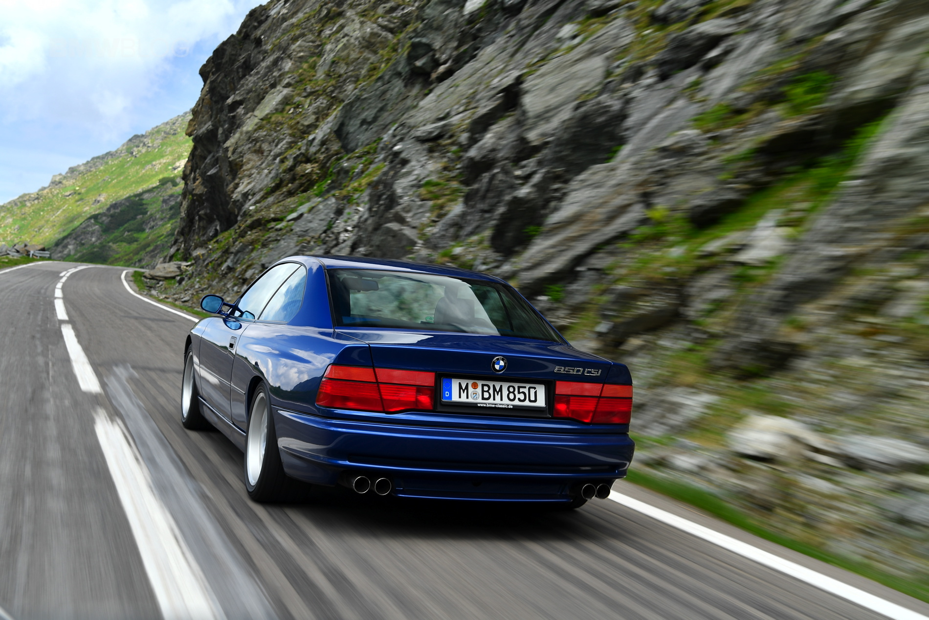 BMW E31 850CSi 171
