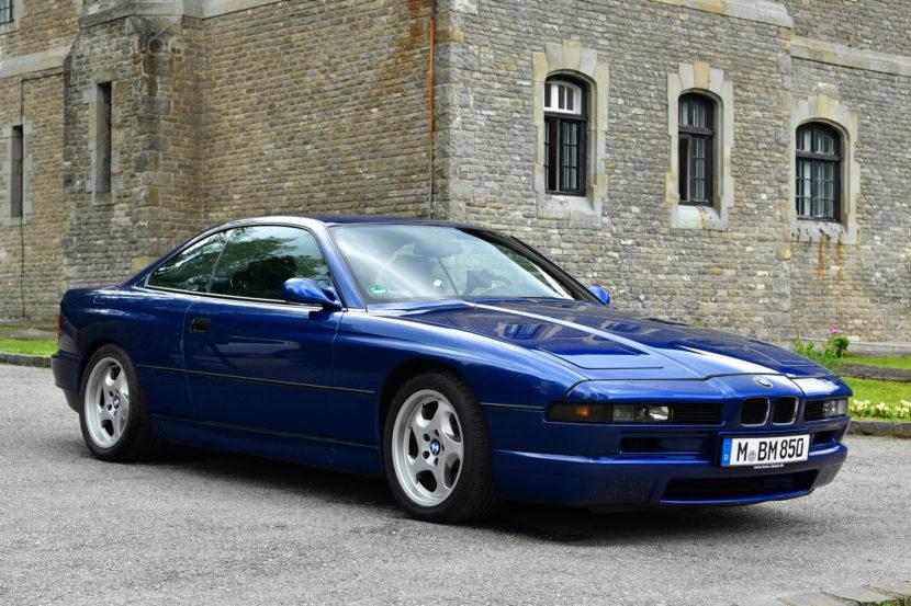 BMW E31 850CSi 185 830x553