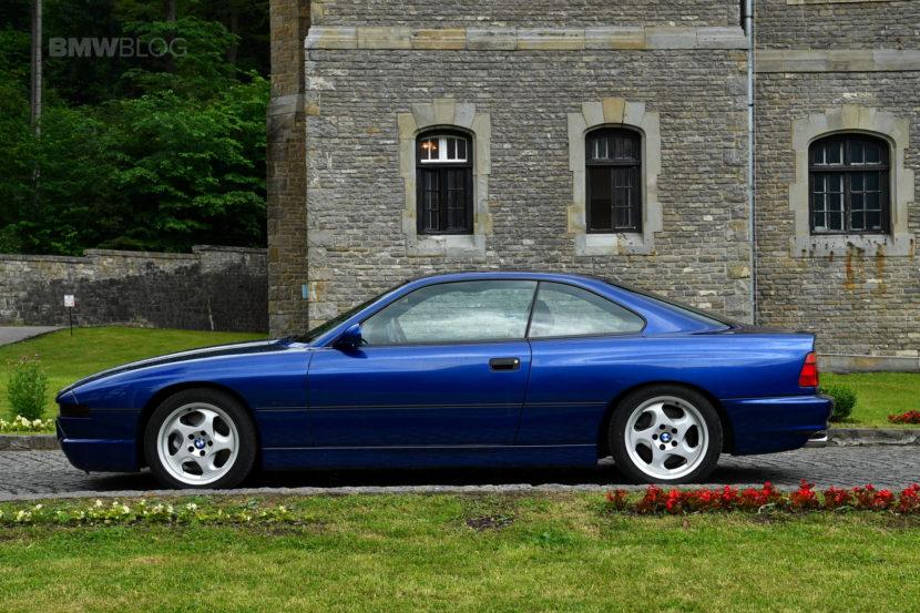 BMW E31 850CSi 187 830x553