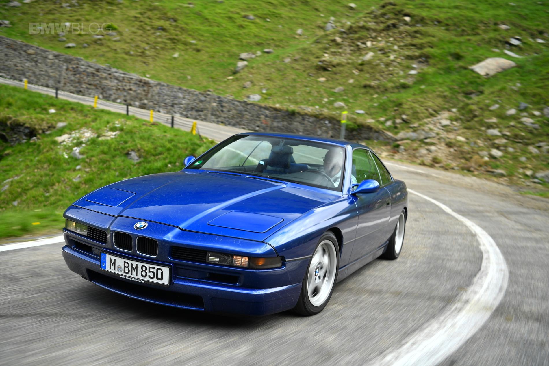 BMW E31 850CSi 36