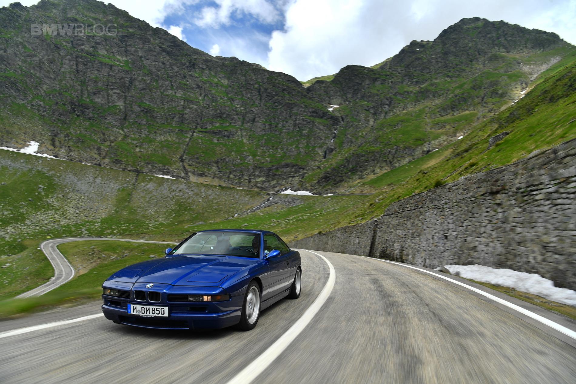BMW E31 850CSi 56