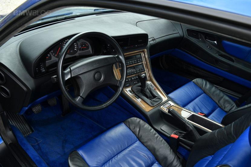 BMW E31 850CSi 83 830x553