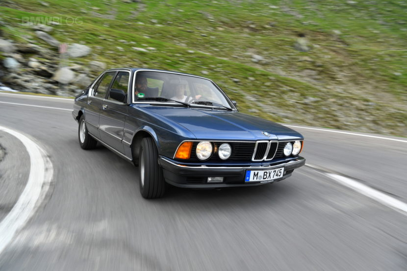 BMW E32 7 Series Romania 20 830x553