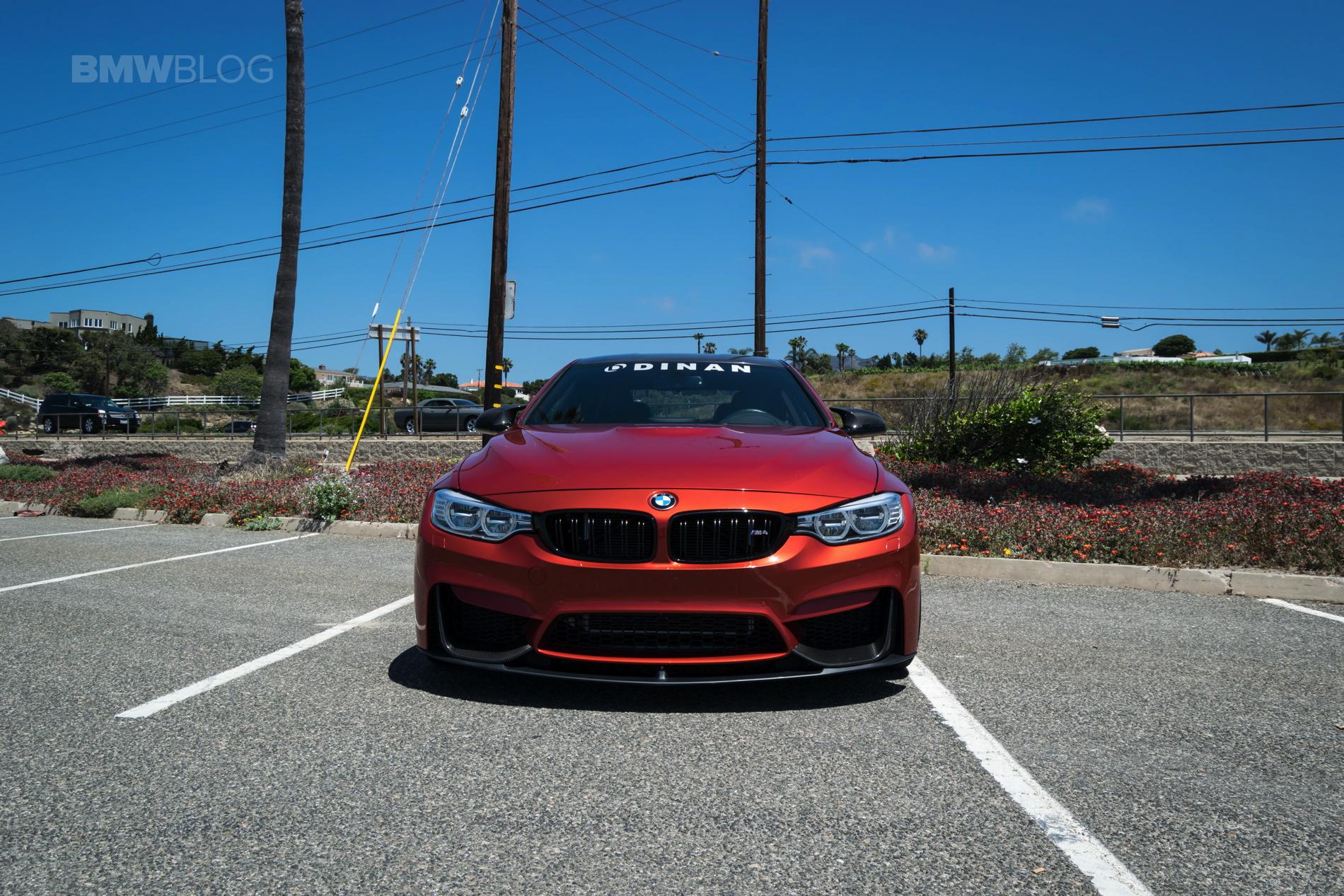 TEST DRIVE: BMW M4 Dinan S2