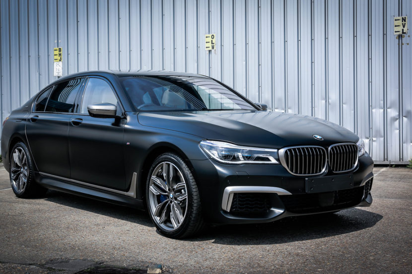 BMW M760Li Frozen Black 1 830x553