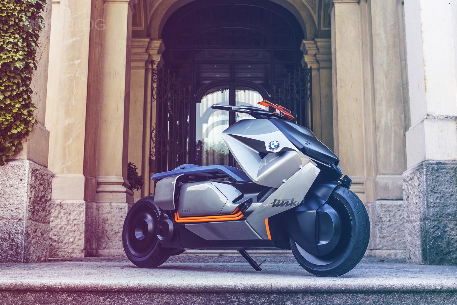 BMW Motorrad Concept Link villa d este 04