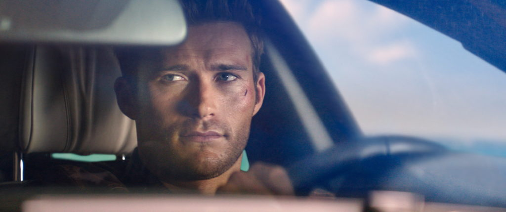Scott Eastwood and BMW in
