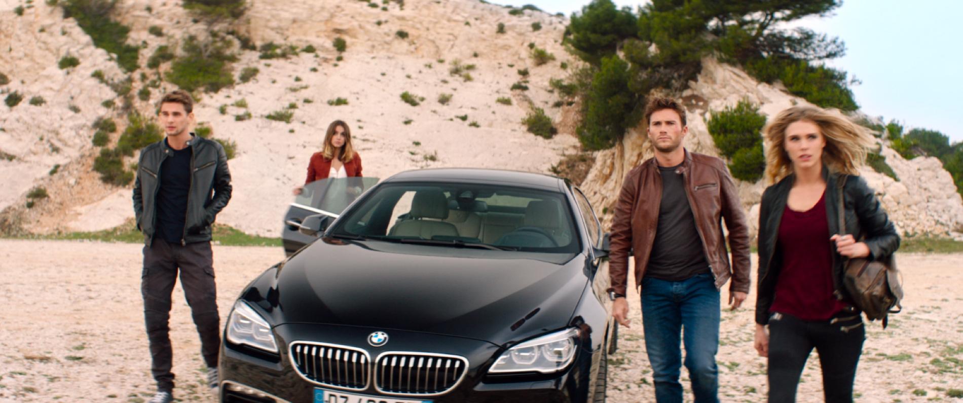 BMW Scott Eastwood Overdrive 05