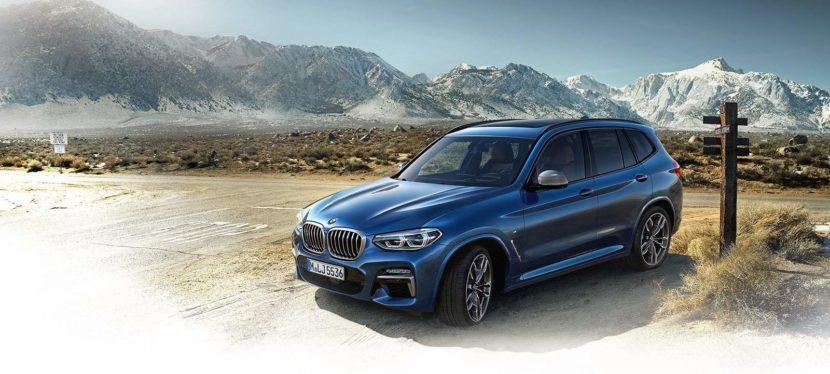 BMW X3 leaked 1 830x374