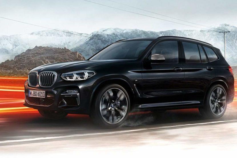 BMW X3 leaked 5 830x553