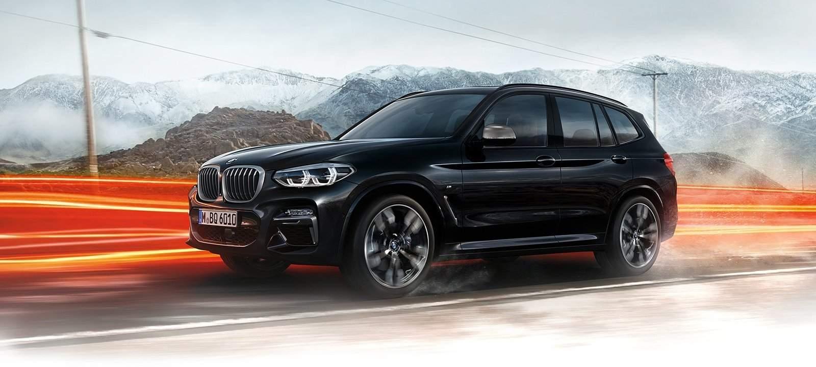 BMW X3 leaked 5