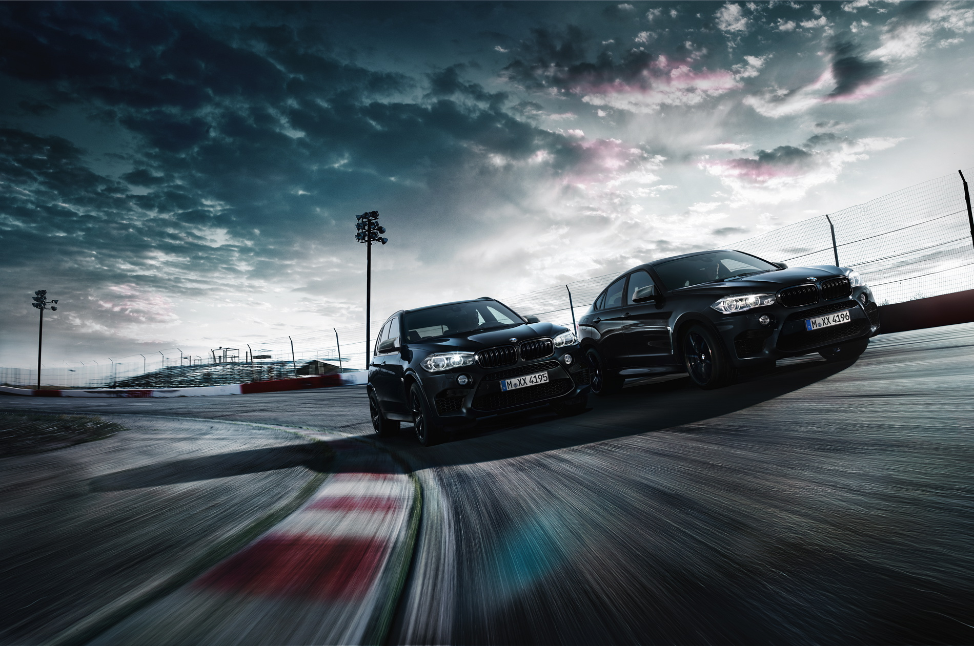 The Black Fire Edition Of The Bmw X5 M And Bmw X6 M