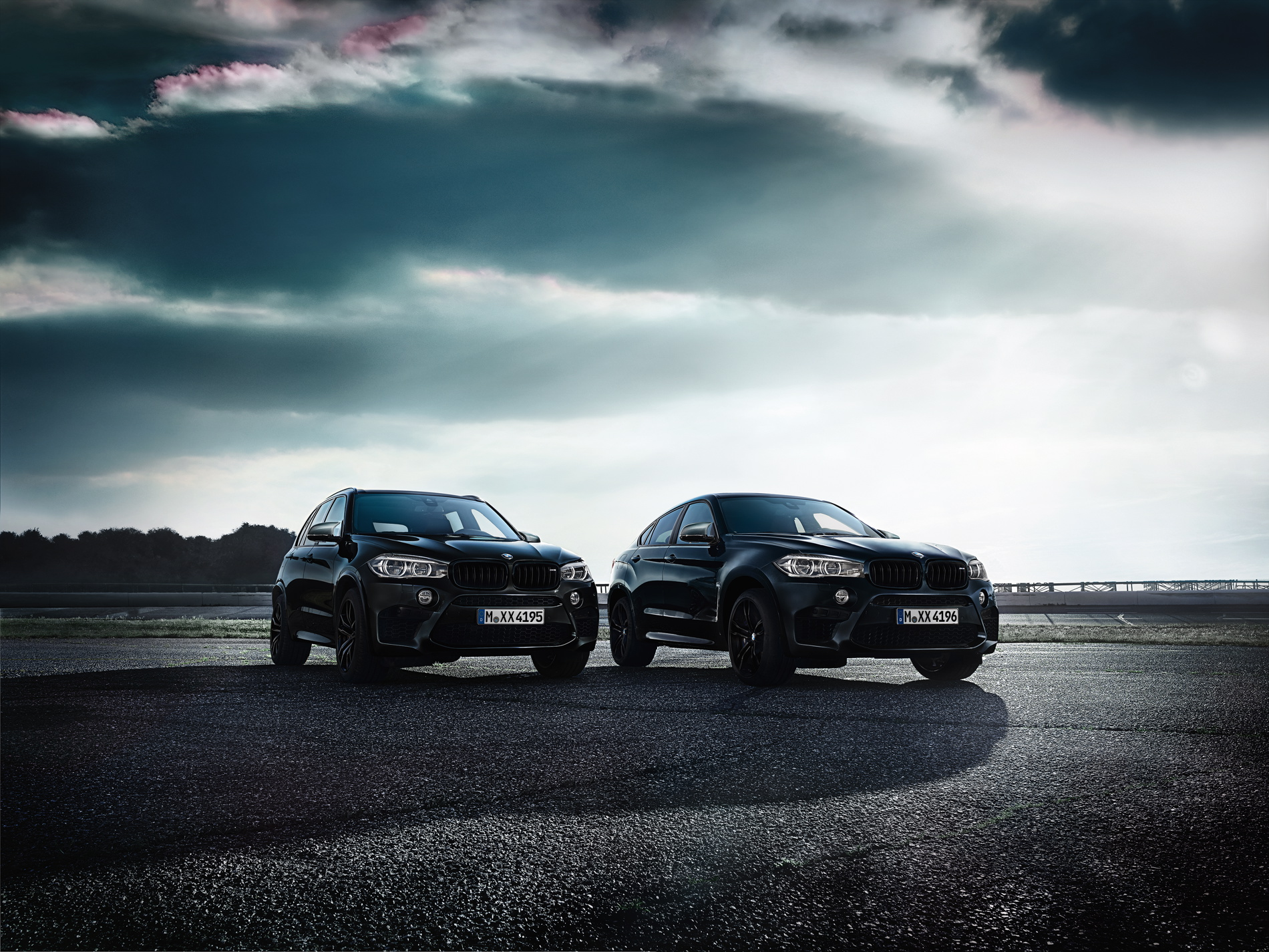 BMW X5M Black Fire Edition 13