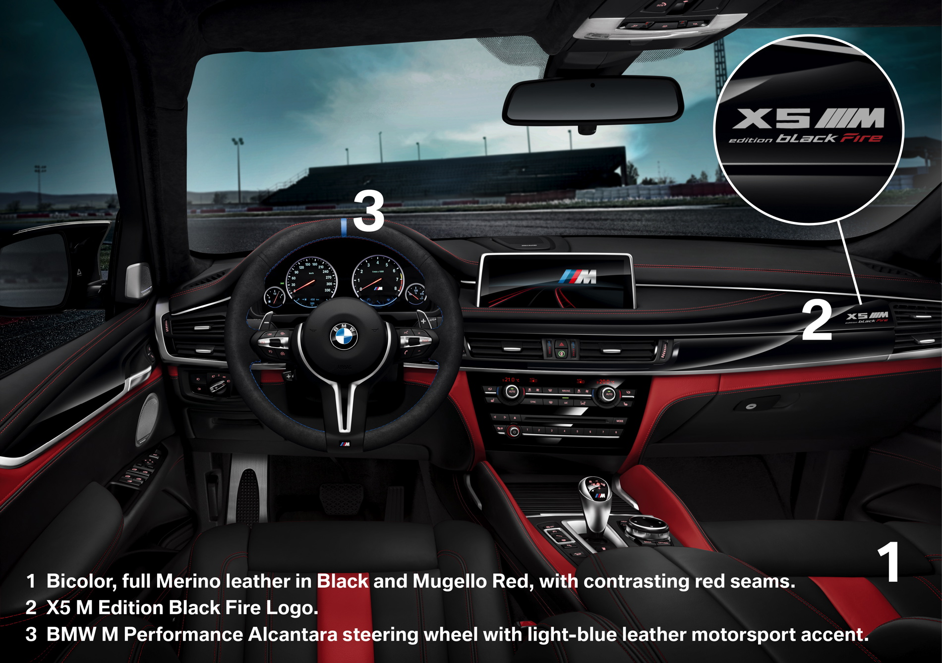 BMW X6M Black Fire Edition 01 830x585