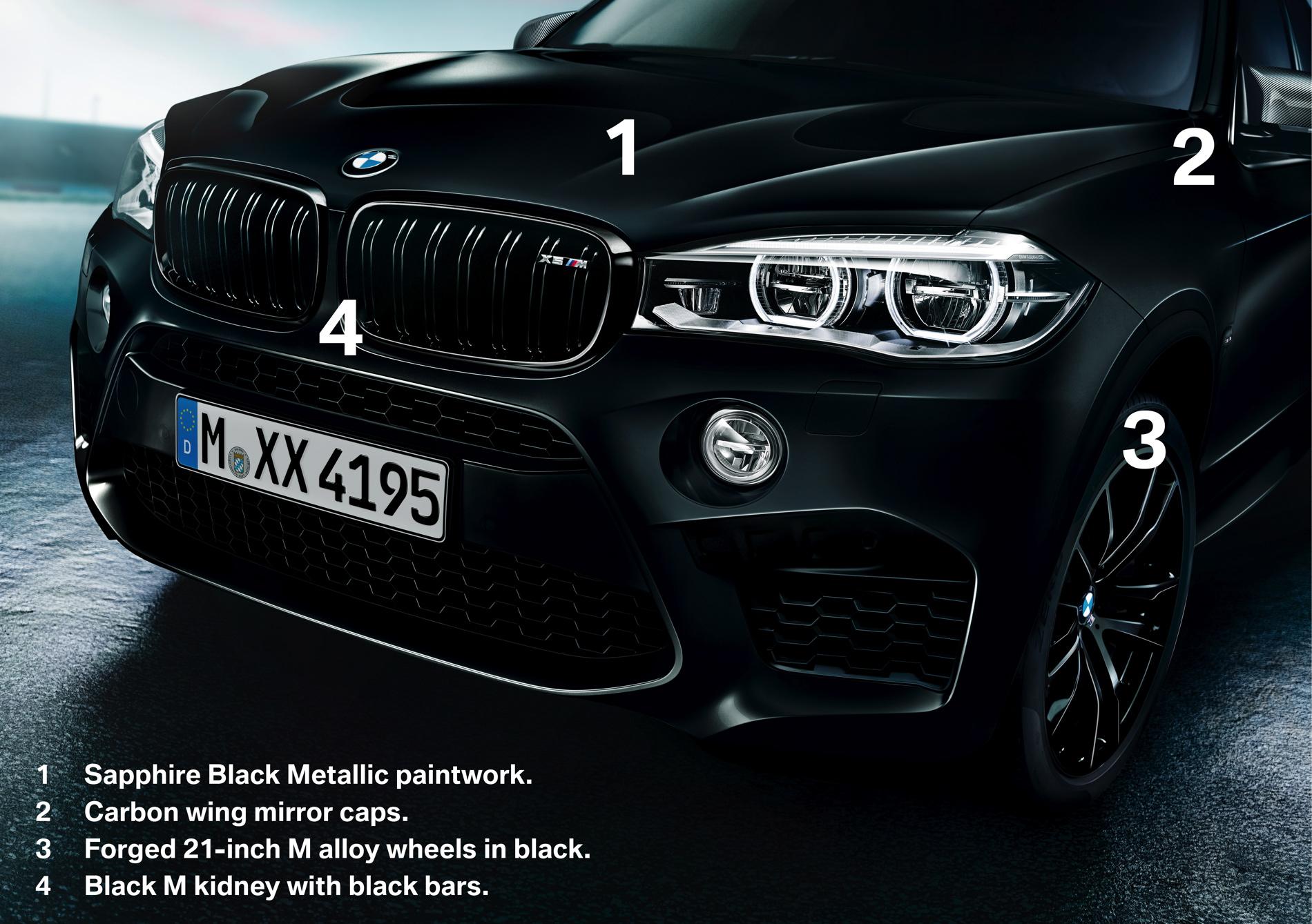 BMW X6M Black Fire Edition 02 830x585 ...