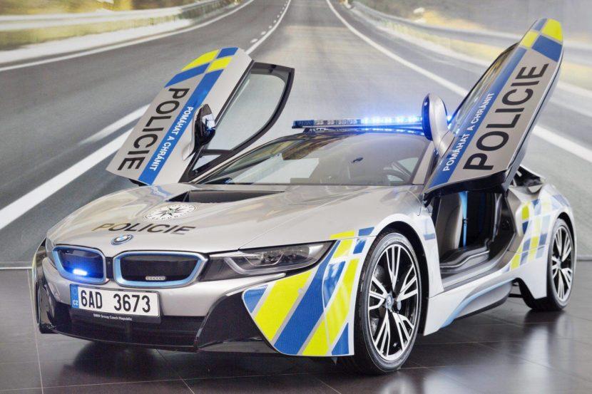 BMW i8 Czech republic 830x553