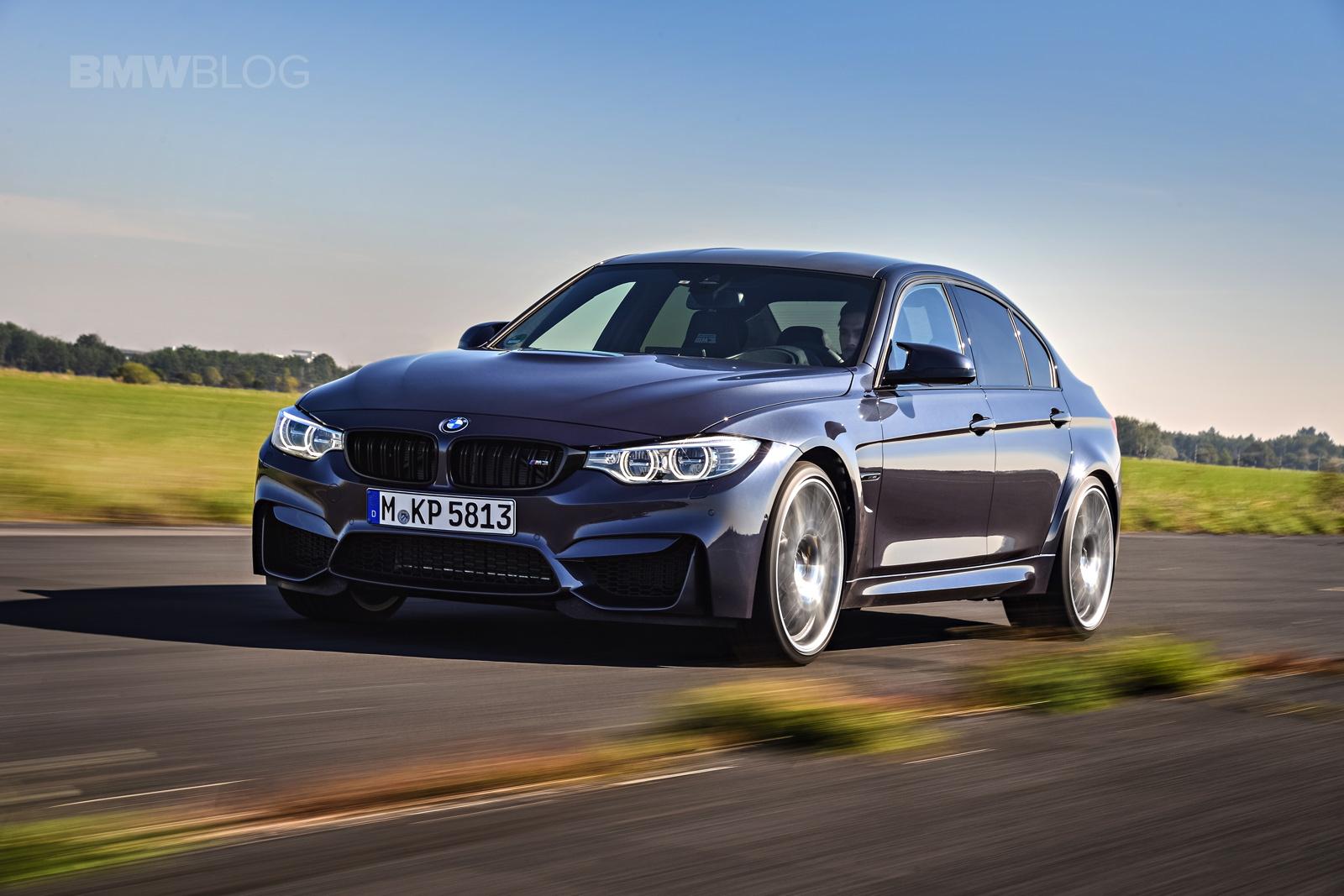 BMW M3 30 Jahre 38