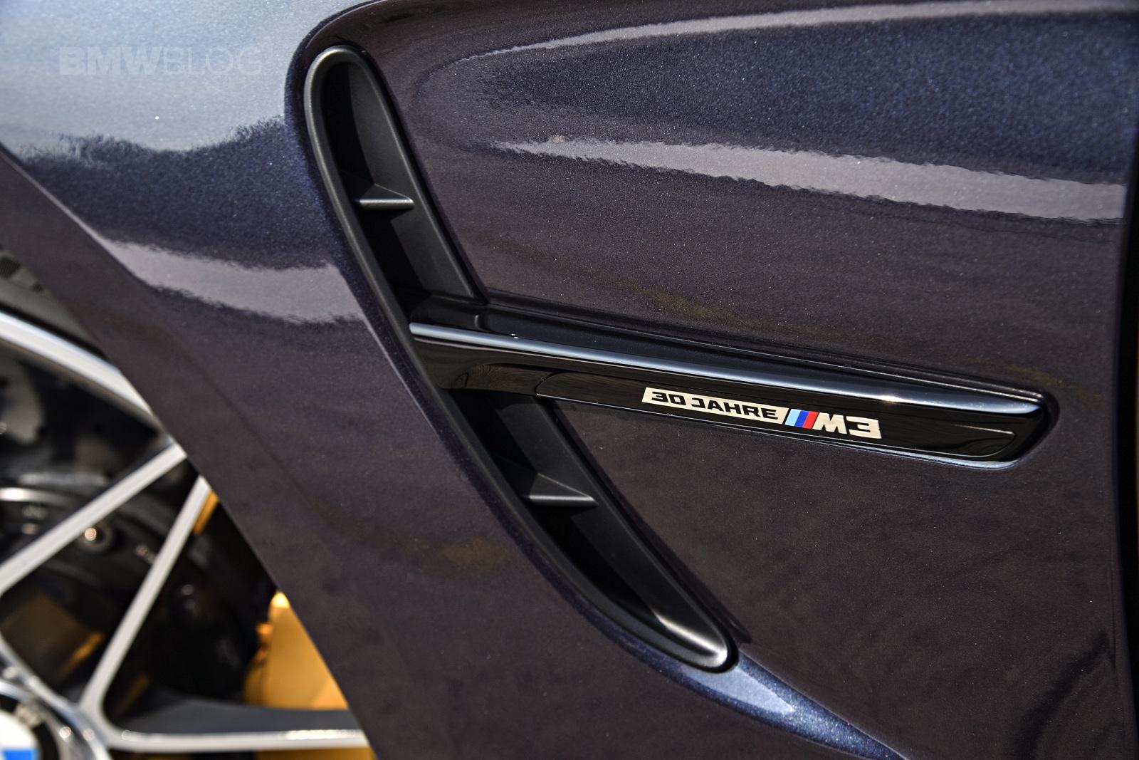 BMW M3 30 Jahre 50