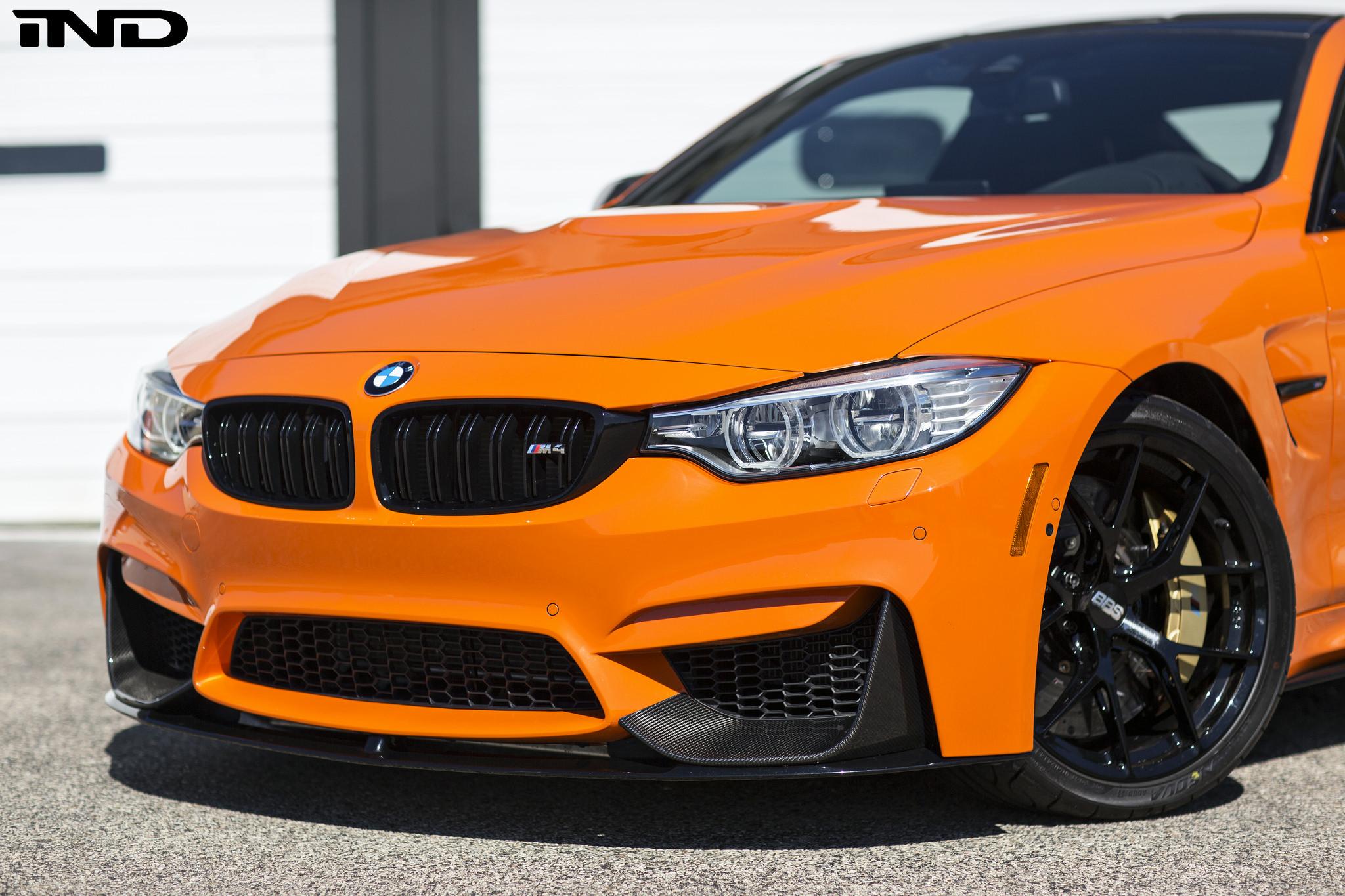 Fire Orange Bmw M4 Modded By Ind Distribution