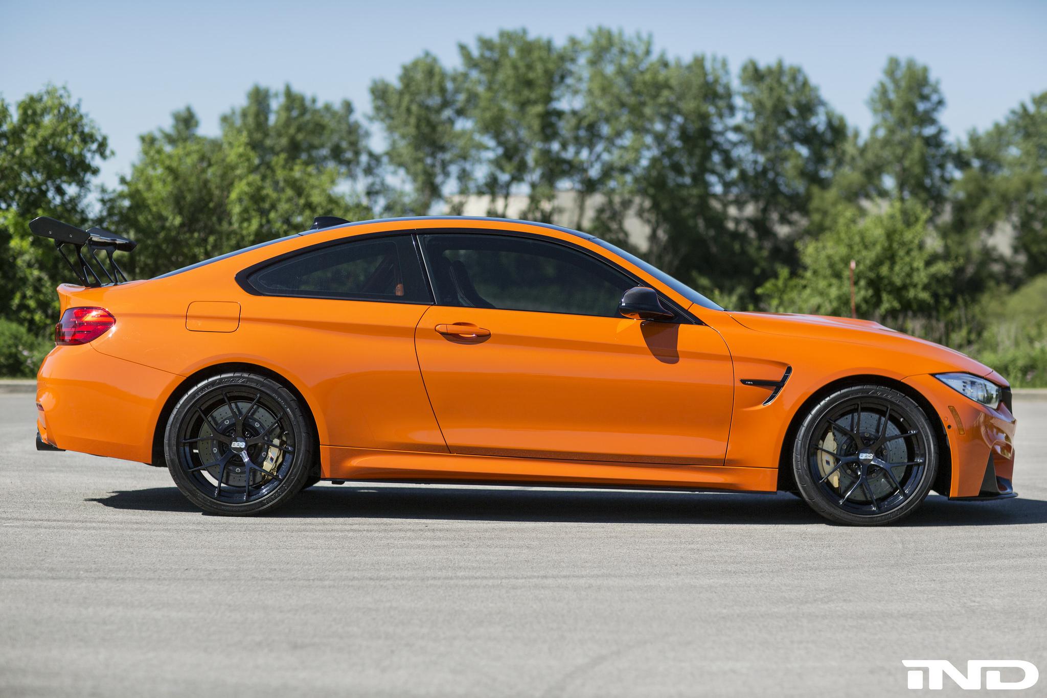 BMW M2 Cs >> Fire Orange BMW M4 Modded By IND Distribution