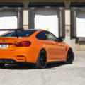 Fire Orange BMW M4 Modded By IND Distribution Image 8 120x120