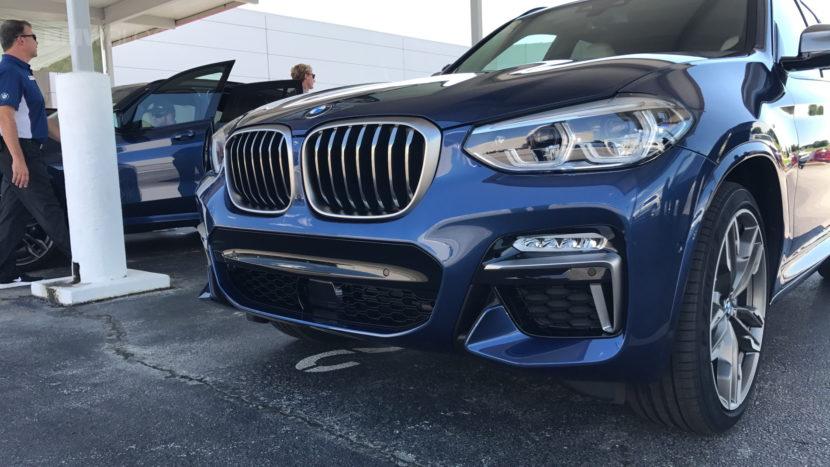 G01 BMW X3 M40i 08 830x467